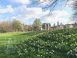 Bulb Valley, Vauxhall Pleasure Gardens in London