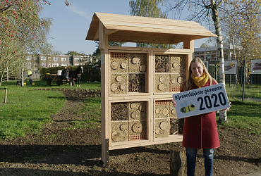 Utrecht bekroond tot bijvriendelijkste gemeente 2020